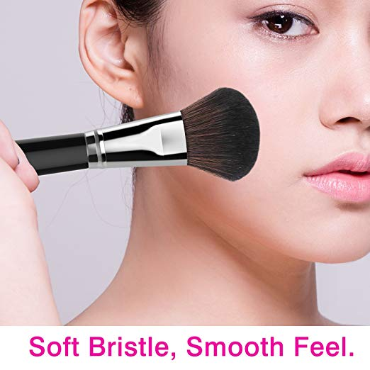 Premium Synthetic Foundation Brush