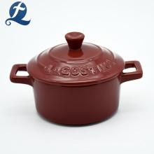 Cazuela de cerámica resistente al calor