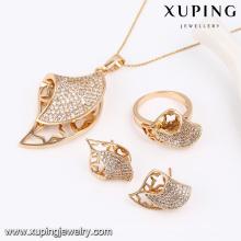 63803-Xuping Costume trouver des bijoux nouveaux ensembles de mariage de conception pour les femmes