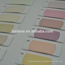 64GSM colorido alto valor 100% cupro bemberg forro para vestido das mulheres