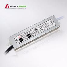 12В 24В постоянного тока небольшой светодиодный источник питания драйвер светодиодный 20W водонепроницаемый 18вт 24вт