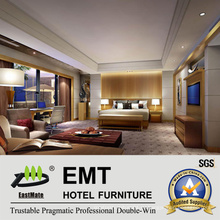 Набор мебели для спальни отеля (EMT-Pattern E1)