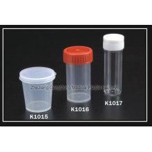 CE y FDA Certificado Sputum Contenedor 25ml, 30ml, 40ml