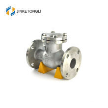 JKTLPC077 adjustable loaded forged steel non return reverse check valve