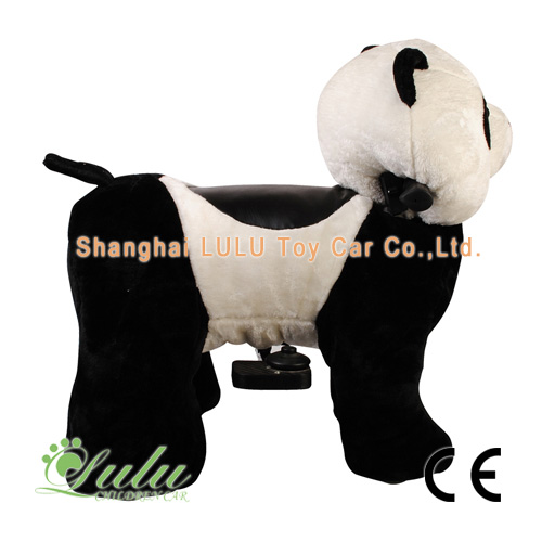 Zippy Ride Panda toy