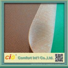 Geprägtes Muster PVC-beschichtetes Polyester-Gewebe