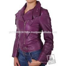 body fir apparel leather club wear jacket and coat