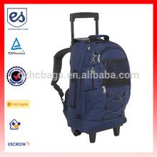 18-дюймовый Роллинг рюкзак для ноутбука, лучший ноутбук сумки