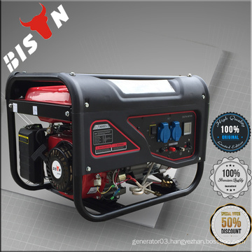 BISON(CHINA)2KW OHV HONDA 230V 60HZ 0.8KW Digital Gasoline Generator