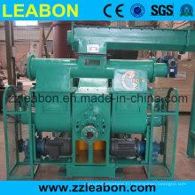 Machine à briquetage au riz et aiguille à la bière à la biomasse pour carburant