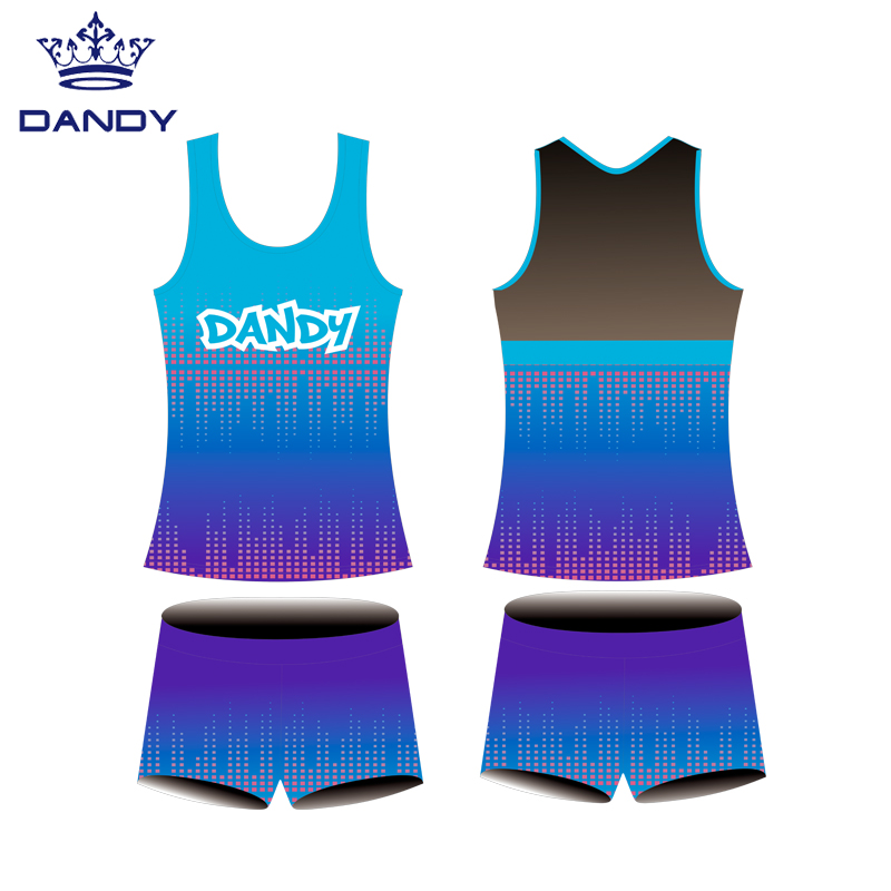 customize cheer practice wear