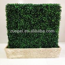 Dekorative künstliche Gras-Wand / Zaun mit Fabrik-Preis