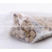 Heat-Seal Não Cor Bag Bag Alimentos Plásticos Embalagem