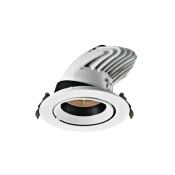 Iluminación brillante de 15W LED Downlight