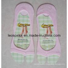 Invisible Socks. Toe Socks, Anti-Slip Socks, Fish-Mouth Socks for Women