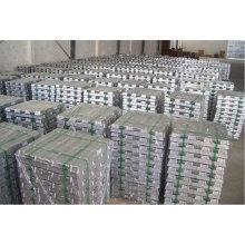 Высокое качество 99,9% Min Aluminum Ingot