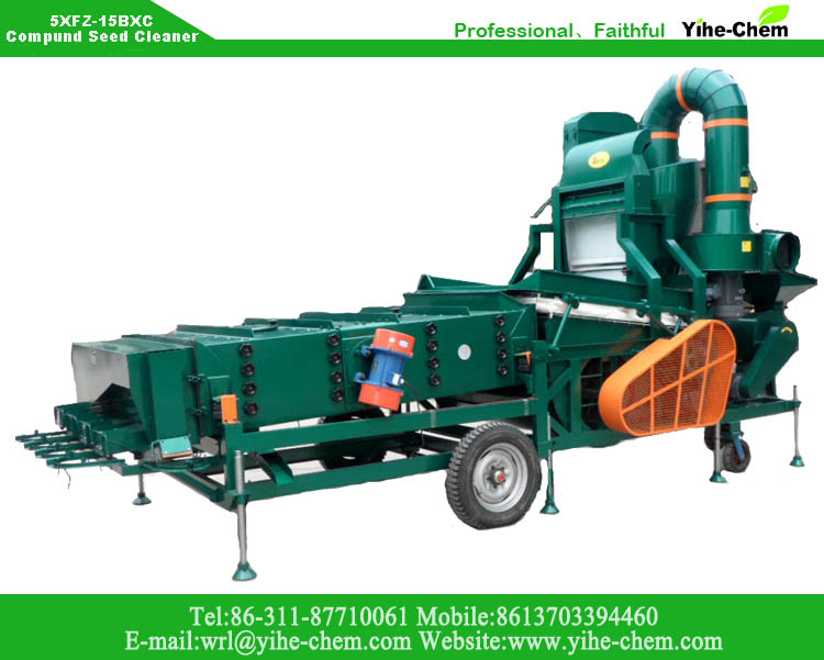 Compund Seed Cleaner