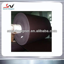 customized industrial sintered Shenzhen china rubber magnet
