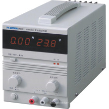 Цифровой дисплей с одним выходом Регулируемый DC стабилизированный блок питания
