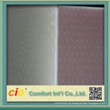 wallcloth têxtil do fabricante