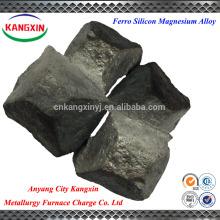 Liga de ferro-silício-magnésio / liga de Re-Si-Mg
