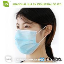 2016 Manufacturer Price Anti Smoking Disposable Non Woven Face Mouth Mask