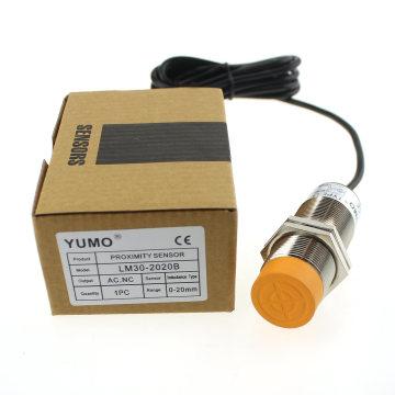 Lm30-2020b диапазоне 0-20 мм Индуктивный датчик приближения