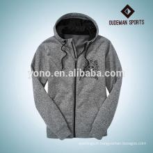 Gros sweat à capuche personnalisé de base chemise à manches longues blanc Sweatshirt Sports Hoodies