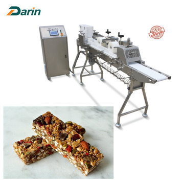 Mini Granola Bar / Peanut Bar Making Machine