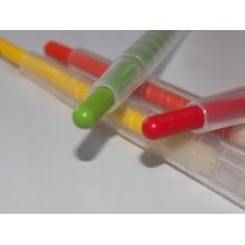 12 Color Twistable Crayon