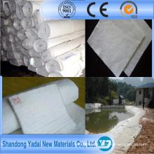 Geotêxtil perfurado agulha não tecido do feltro do poliéster da construção de estradas