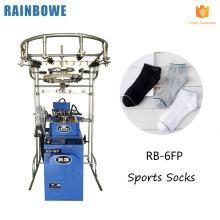 Máquina de tejer jacquard garantizada para la fabricación y fabricación de calcetines de lana