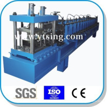 Passed CE and ISO YTSING-YD-6983 Full Automatic Galvanized Steel C Purlin Forming Machine