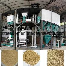 Chaîne de production de granule d'alimentation des animaux de grande capacité