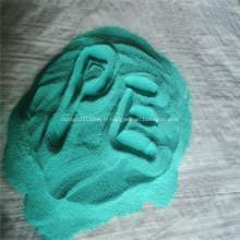 Poudre thermoplastique pour revêtement de lit fluidisé en métal