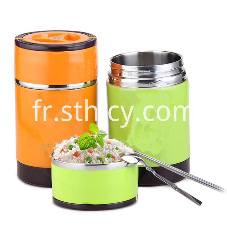 Stainless Steel Lunch Boxhl480zn2