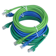 Cables de conexión Ethernet CAT 6