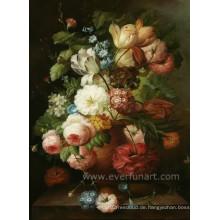 Klassische handgemalte Gänseblümchen Blumen Ölgemälde
