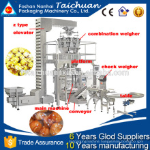 China machine STS 304 Full automatic Popcorn Packing Machine