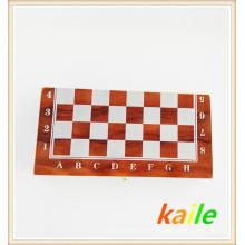 Schachspiel hölzernes Spiel Schach
