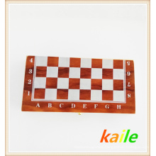 chess set wooden game chess