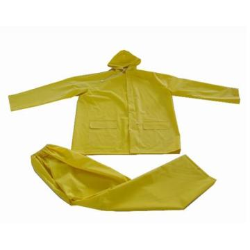 PVC-Polyester Rainsuit Set