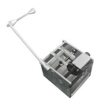 Machine de découpe manuelle de résistance et de condensateur