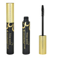 Graceful Cylinder Gold Mascara Tube
