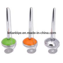 Metallschreibtisch mit Kugelketten (LT-C011)