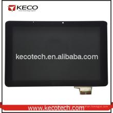 Pantalla LCD Montaje de pantalla táctil para Acer Iconia Tab A700 B101UAN02.1
