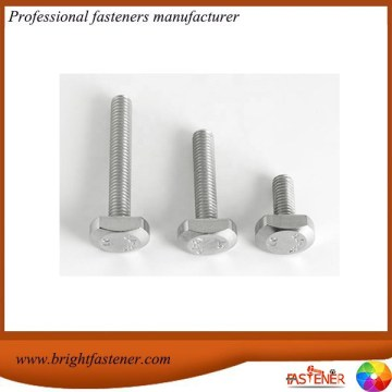 DIN186 T-Head Bolts with Square Neck