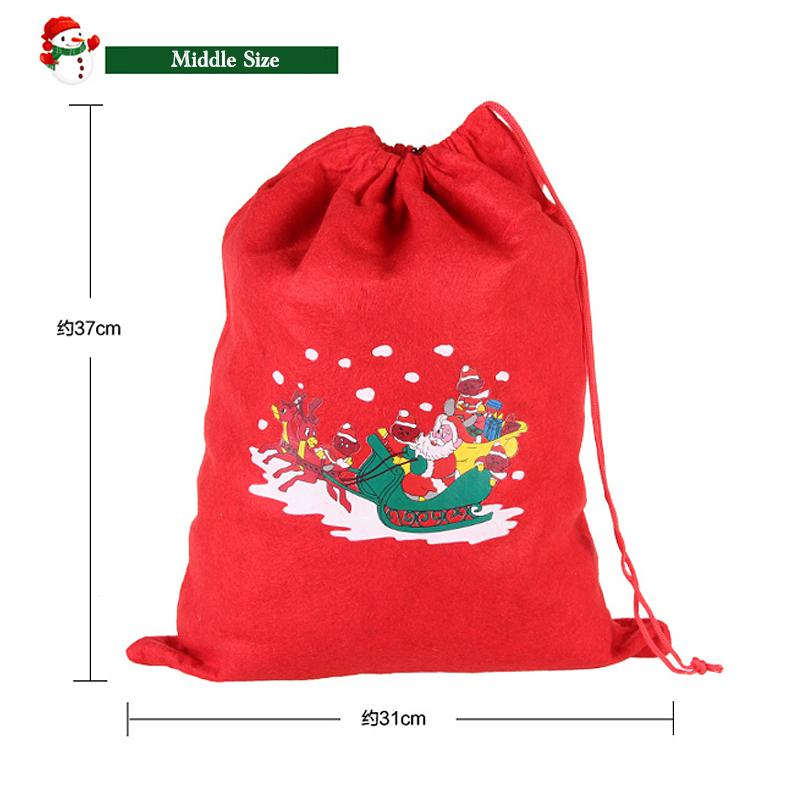 Christmas gift bag sales promotion