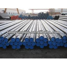 low and medium pressure seamless pipes