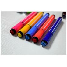 Conjunto de canetas de pincel acrílico para crianças